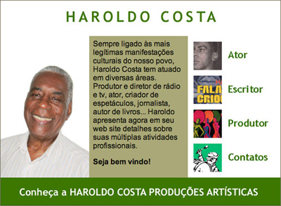 site Haroldo Costa