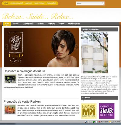 site HBD Spa