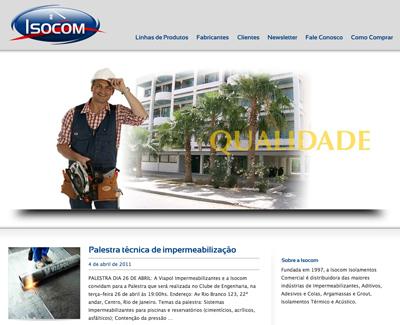 site Isocom