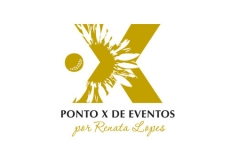 Logo Ponto X de Eventos