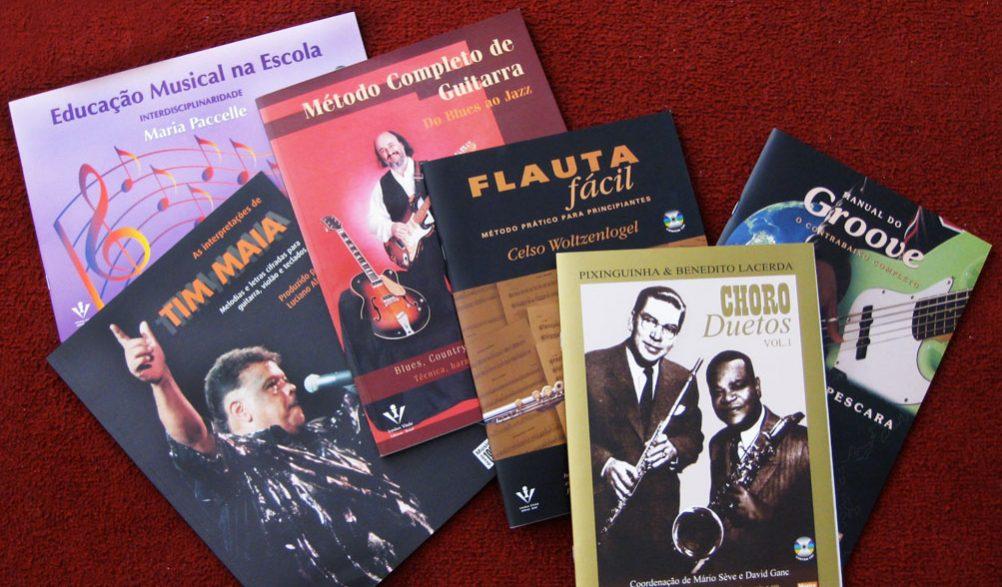 Capas de Livros para a Editora Irmãos Vitale