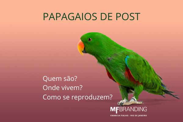 Papagaios de Post