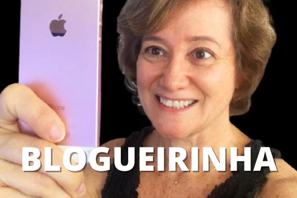 Virou blogueirinha???